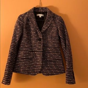 Woman's tweed jacket
